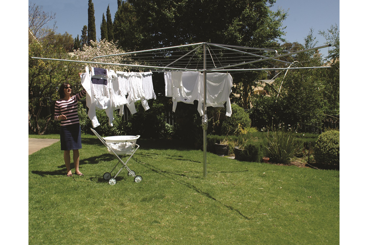 Hills Rotary Clothesline