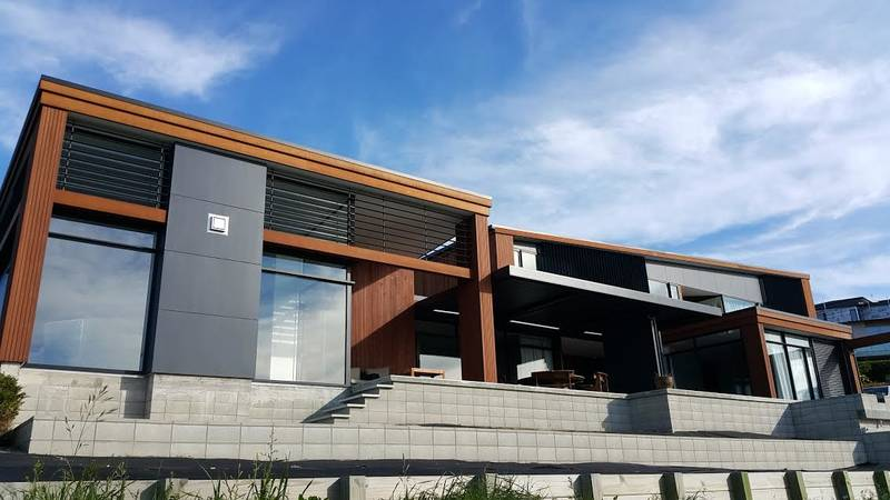 Omeo Cresent, Redcliffs, Christchurch - New Build 2016